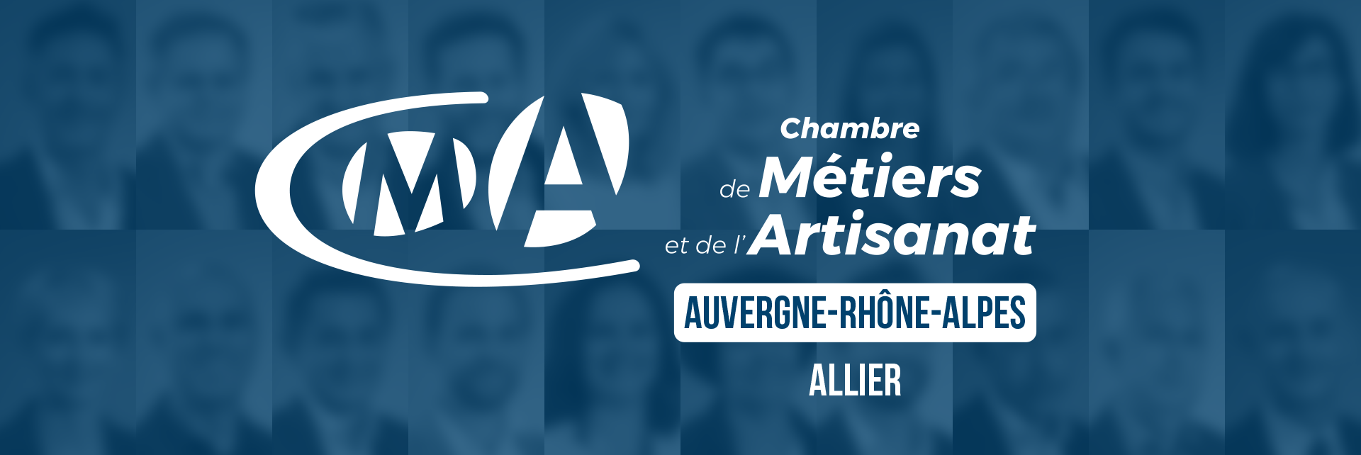 cma auvergne-rhône-alpes équipe de direction CMA Allier